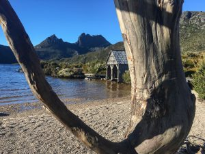 overnight walks camping tasmania