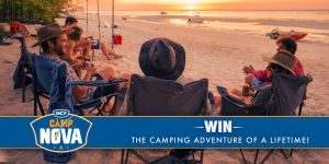 BCF's Camp Nova Win 4-day tasmanian safari